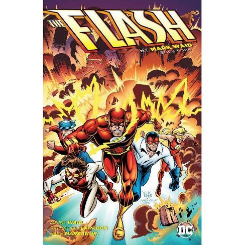The Flash by Mark Waid Book Four - (Paperback) - image 1 of 1
