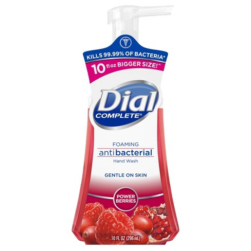 Dial Complete Power Berries Foam Hand Soap - 10oz - image 1 of 1