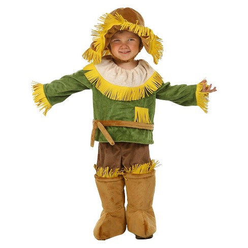 The Wizard Of Oz Scarecrow Babytoddler Costume Target