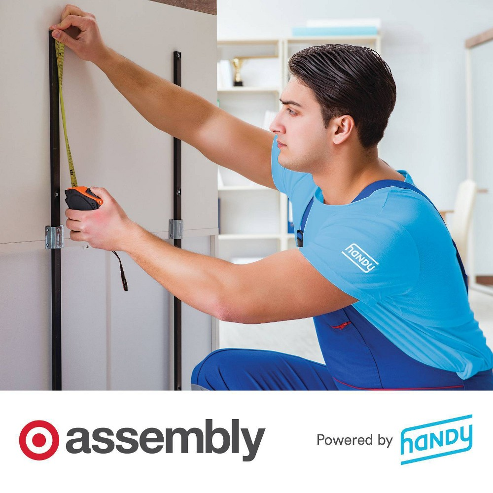 Floor Cabinet Assembly Powered By Handy