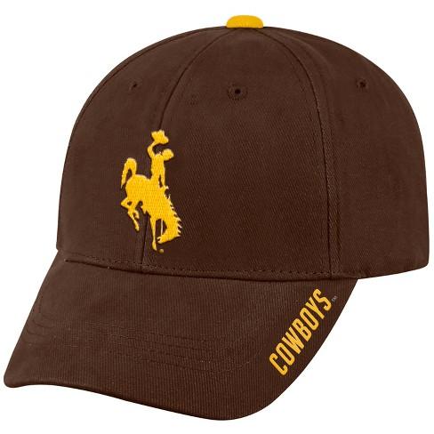 Mens Hat Wyoming Cowboys
