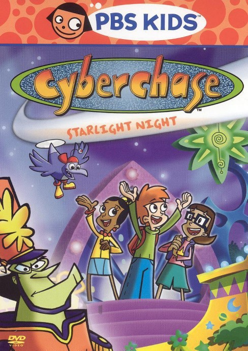 Cyberchase:Starlight night (DVD) - image 1 of 1