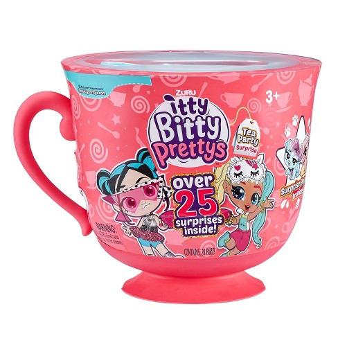 Itty Bitty Prettys Tea Party Series 1 Big Tea Cup - image 1 of 4