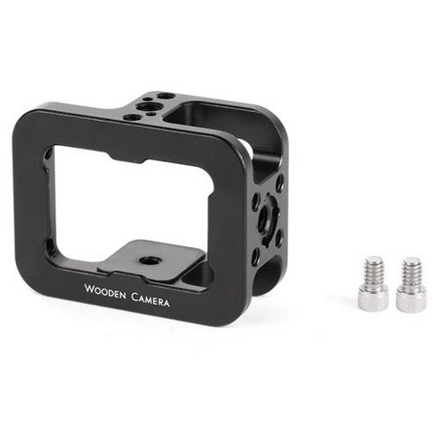 Black Sony VCTCGR1 Cage for RX0 Camera Case