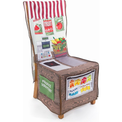 Little Adventures Little Market Chair Cover - image 1 of 2