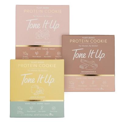 Tone It Up Chocolate Chip + Lemon Blondie + Snickerdoodle Cookie - Bundle