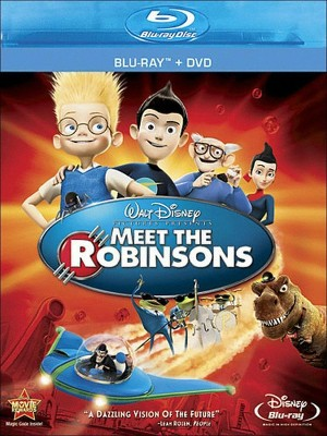 Meet the Robinsons (2 Discs)(Blu-ray/DVD)