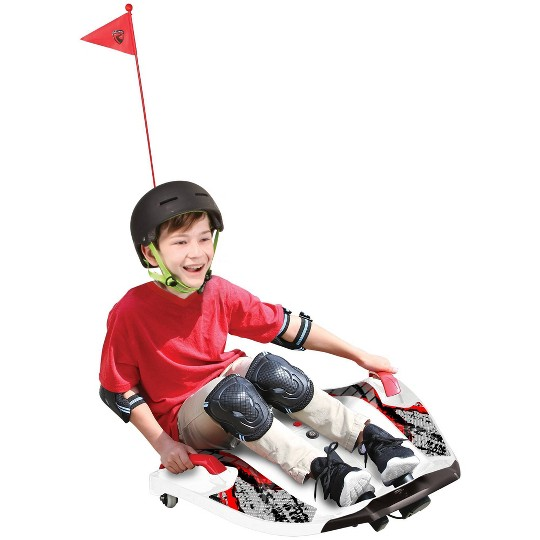 Rollplay 12V Nighthawk Powered Riding Toy - White image number null