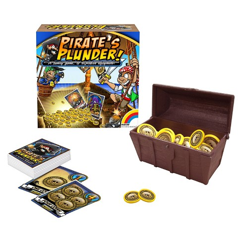 Intex Entertainment Pirate's Plunder Game - image 1 of 1