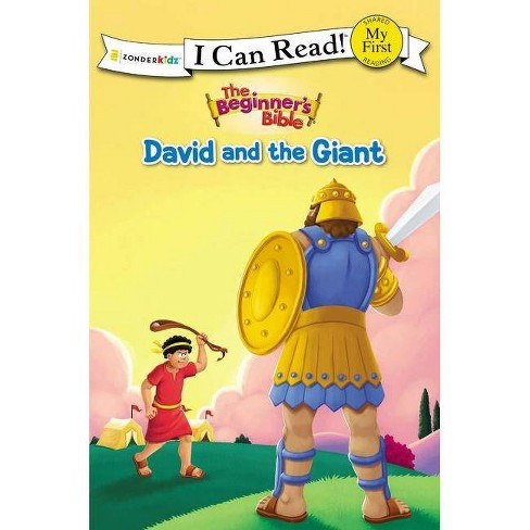 The Beginner's Bible David and the Giant - (I Can Read! / The Beginner's Bible) by  Zondervan - image 1 of 1