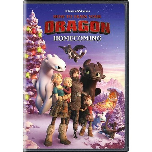 How To Train Your Dragon Homecoming Dvd Target