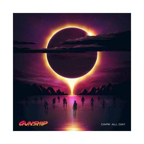 Gunship - Dark All Day (Vinyl) - image 1 of 1