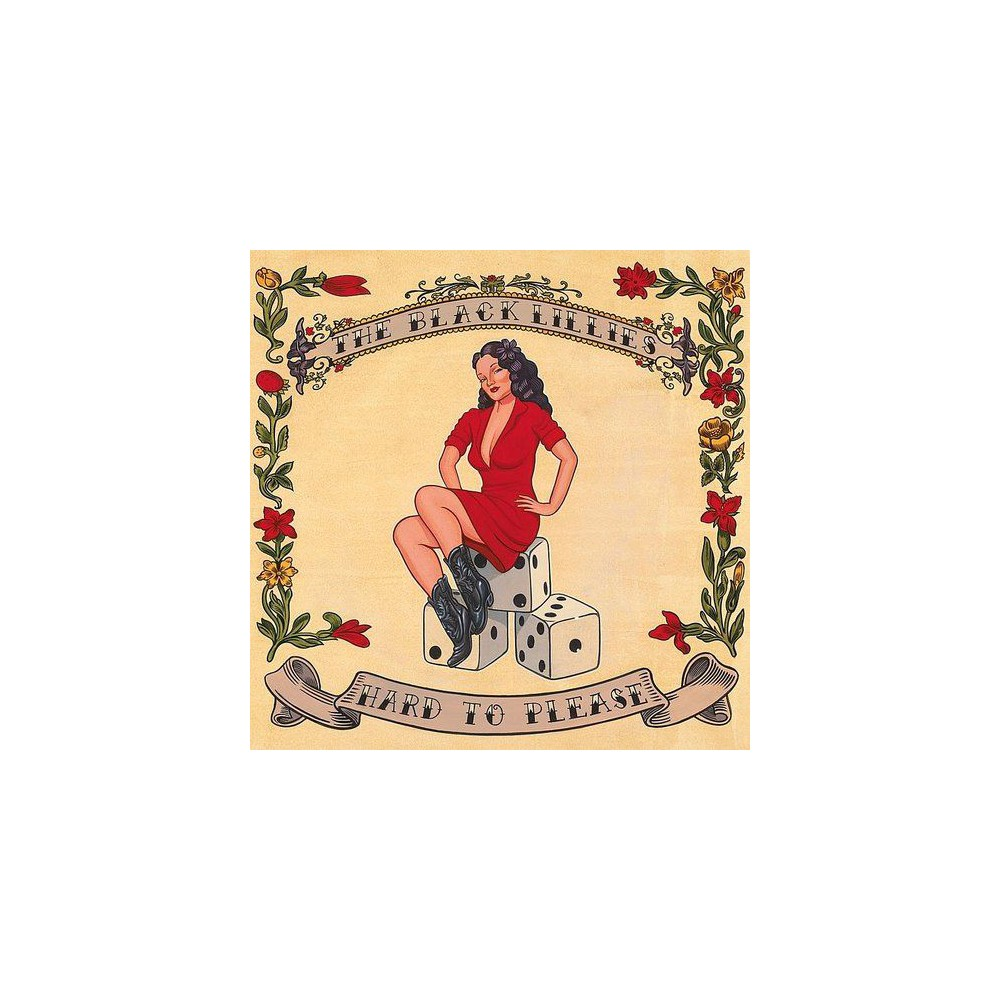 Black Lillies - Hard To Please (CD)