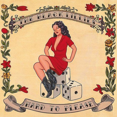 Black lillies - Hard to please (Vinyl) - image 1 of 1
