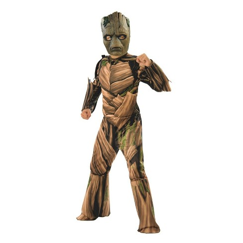Kids' Marvel Avengers Infinity War Teen Groot Halloween Costume - image 1 of 1
