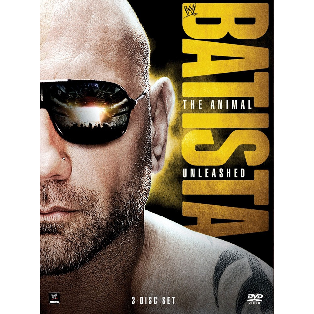 Batista:Animal Unleashed (Dvd)