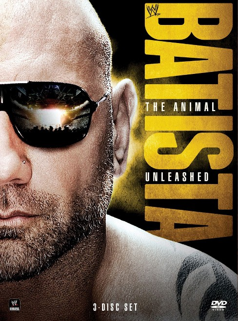 Batista:Animal Unleashed (DVD) - image 1 of 1