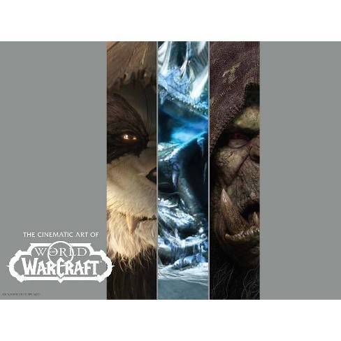 The Cinematic Art Of World Of Warcraft By Greg Solano Hardcover