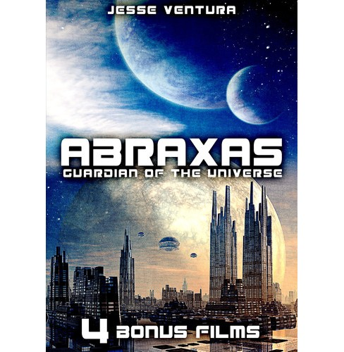 Abraxas:Guardian Of The Universe (DVD) - image 1 of 1