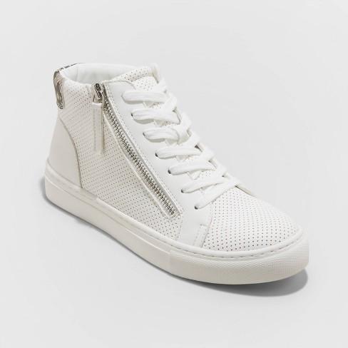 Women's Brooklin High Top Sneakers - Universal Thread™ - image 1 of 3