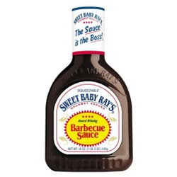 Sweet Baby Ray's Barbecue Sauce - 28oz