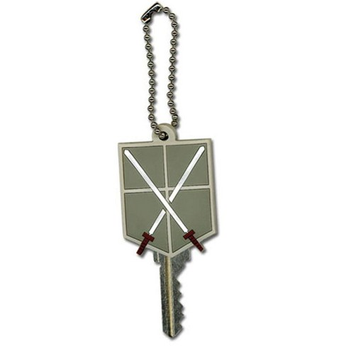 Great Eastern Entertainment Co. Attack on Titan 104th Cadet Corps Key Cap - image 1 of 1