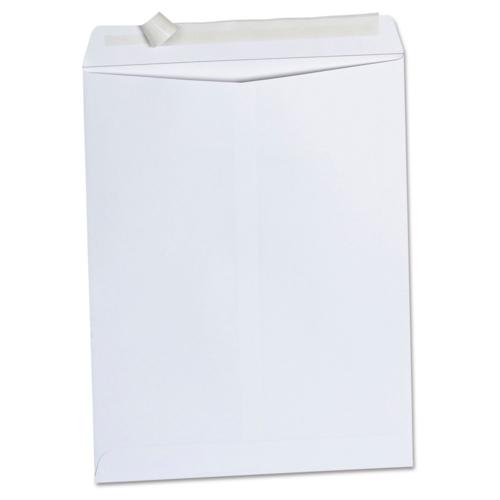 Image of Peel And Seal Envelopes White Universal Office