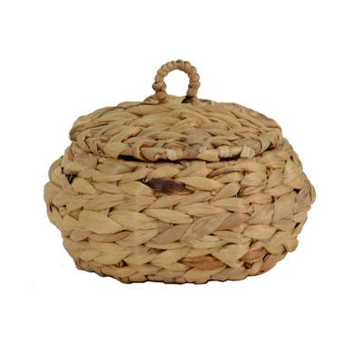 Woven Bath Canister Natural - Threshold™
