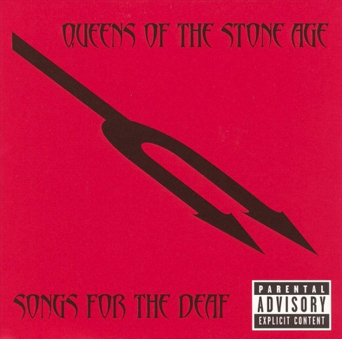 Queens of the stone - Songs for the deaf [Explicit Lyrics] (CD) - image 1 of 1