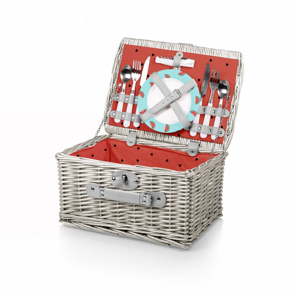 Image of Picnic Time 8pc Catalina Picnic Basket