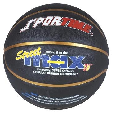 Sportime Men's 29-1/2 Inch StreetMax Basketball, Black