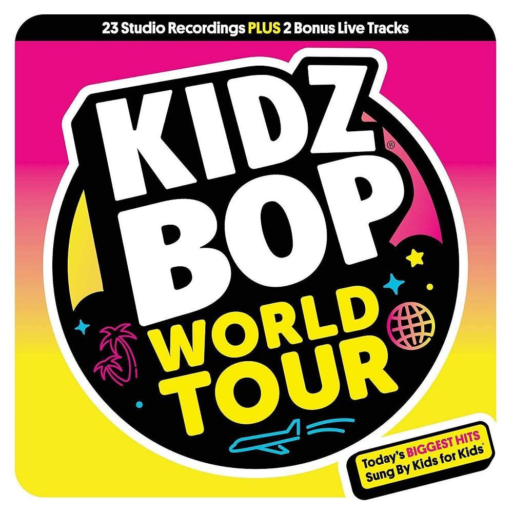 Kidz Bop Kids Kidz Bop World Tour Cd