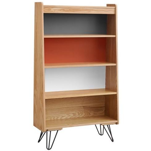 "48"" Perry 3 Shelf Bookcase - Linon - image 1 of 3"