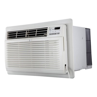 LG Electronics 9,500/9,800 BTU 230V Through the Wall Air Conditioner LT1036CER with Remote Control