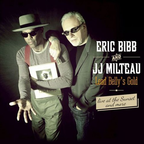 Eric bibb - Lead belly's gold (CD) - image 1 of 1