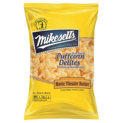 Mikesell's Oven Baked Delites Puffcorn - 6oz