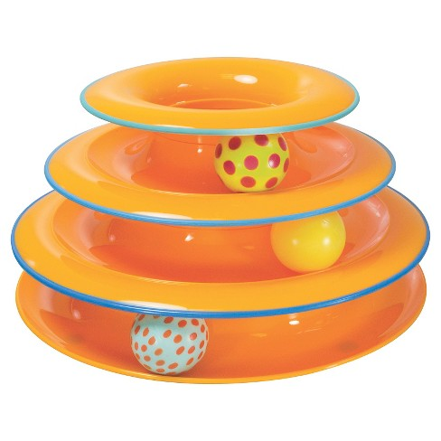 Petstages® Tower of Tracks Cat Toy - image 1 of 1