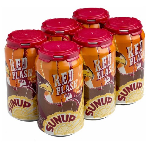 SunUp® Red Flash IPA - 6pk / 12oz Cans - image 1 of 1