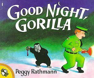 Good Night, Gorilla (Reprint)(Paperback)(Peggy Rathmann)