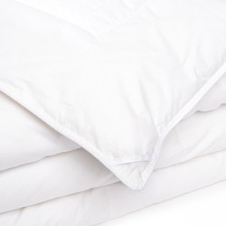 DOWNLITE Lightweight 230 TC Hotel Style EnviroLoft Down Alternative Blanket Full/Double