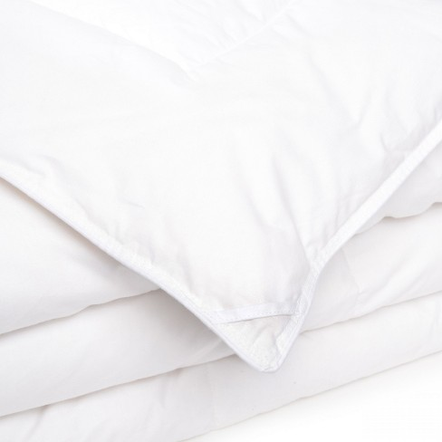 DOWNLITE Lightweight 230 TC Hotel Style EnviroLoft Down Alternative Blanket - image 1 of 2