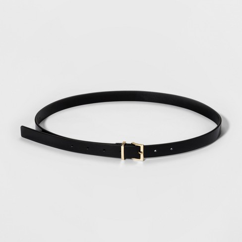 Women's Patent Belt - A New Day™ - image 1 of 2