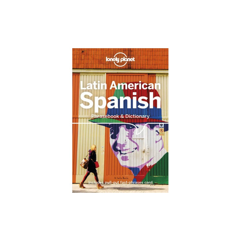 Lonely Planet Latin American Spanish Phrasebook & Dictionary - 9 Pap/Crds (Paperback)