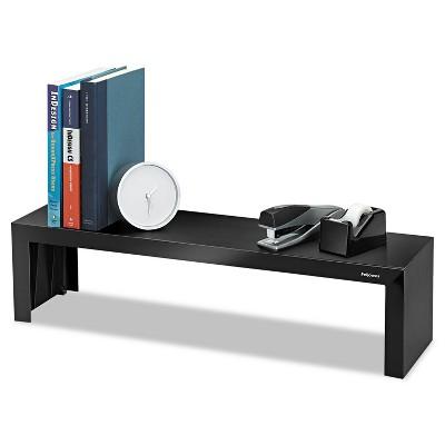 Fellowes Designer Suites™ Shelf 26 x 7 x 6 3/4 Black Pearl 8038801