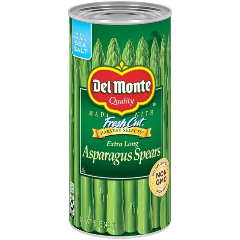 Del Monte Extra Long Asparagus Spears 15oz - image 1 of 3