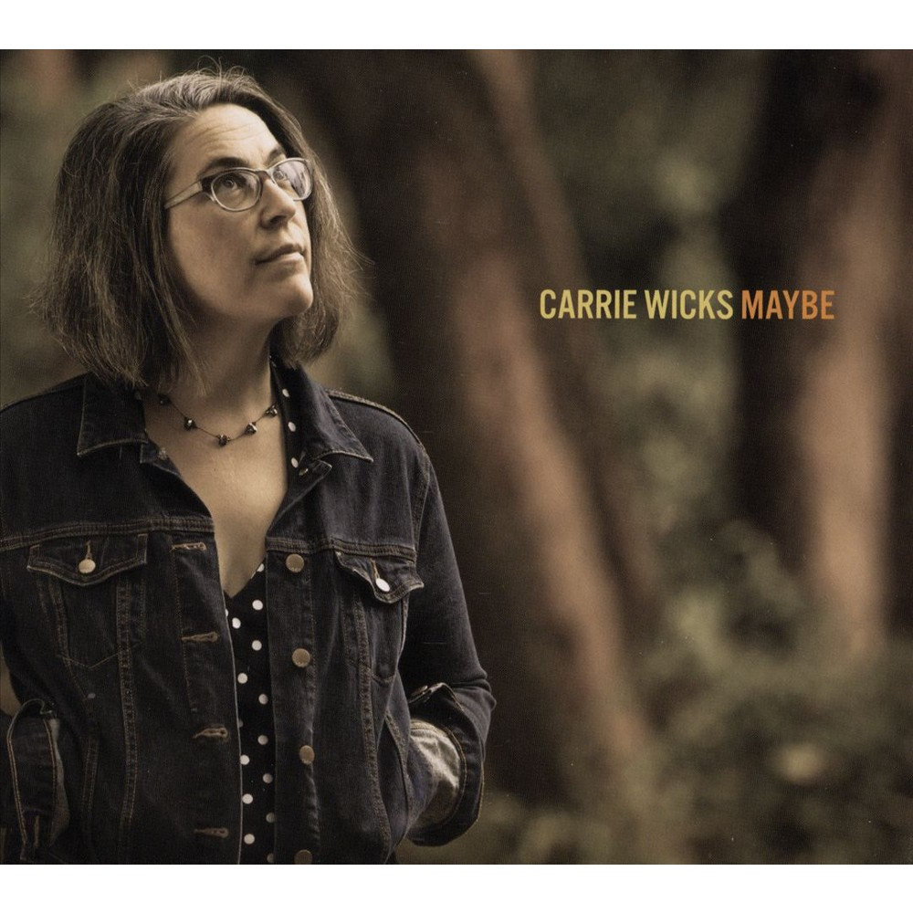 Carrie Wicks - Maybe (CD)