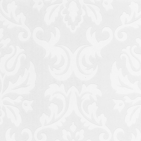 Paintable Wallpaper- Damask - image 1 of 1