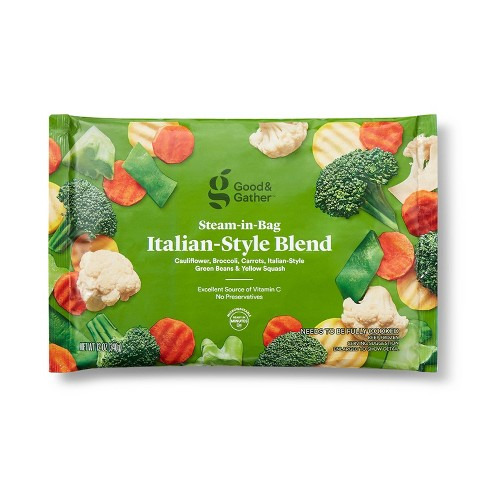 Frozen Italian-Style Vegetable Blend - 12oz - Good & Gather™ - image 1 of 2