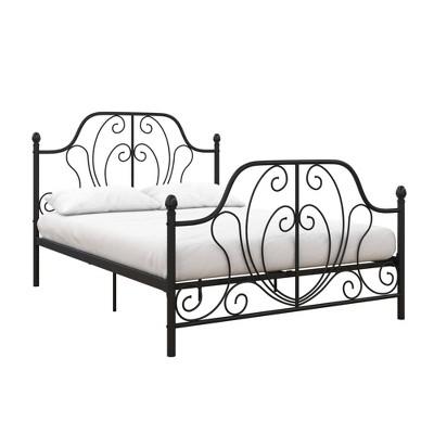 Leila Metal Bed - Room & Joy