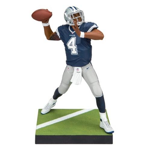 523bc324272 Dallas Cowboys McFarlane Toys Madden NFL: Ultimate Team Series Dak Prescott  Figure